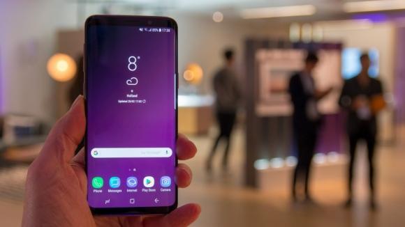Samsung Galaxy S9 umduğunu bulamadı!