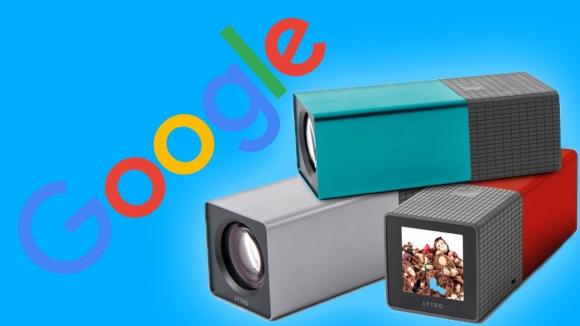 Google ışık alanı teknolojisine göz dikti!