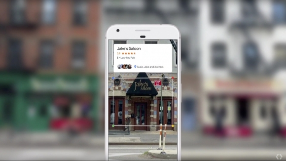 Google Lens, Galaxy S9 ve Note 8'e geliyor!