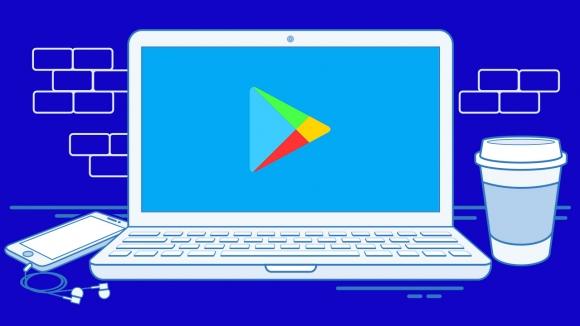 Google Play Store masaüstü tasarımı yenilendi!