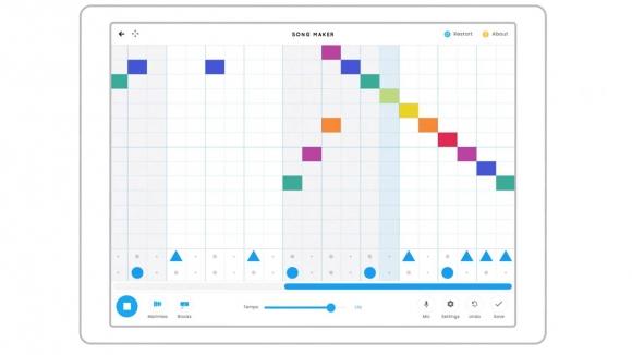 Google Song Maker ile tarayıcınızda müzik yapın!