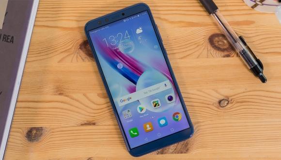 Dört kameralı Huawei Y9 (2018) tanıtıldı!