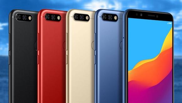 Huawei Honor 7C tanıtıldı! İşte özellikleri!