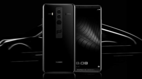 10 bin TL'lik Huawei Mate RS tantıldı!