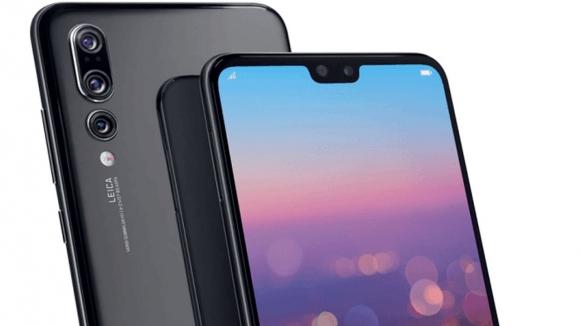 Huawei P20 Pro satışa sunuldu!