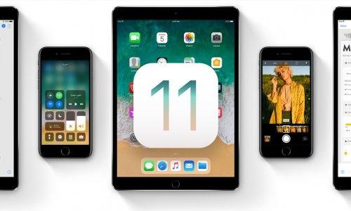 iOS 11 hatası iPhone X reklamında göründü!