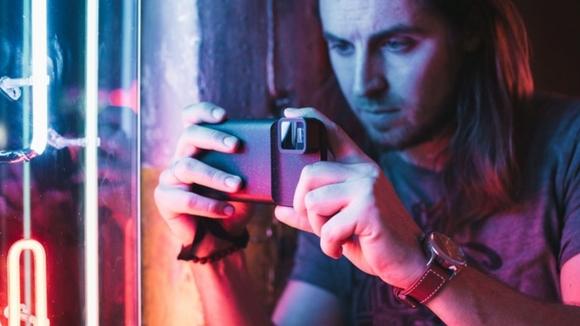 iPhone, Galaxy ve Pixel için anamorfik lens!