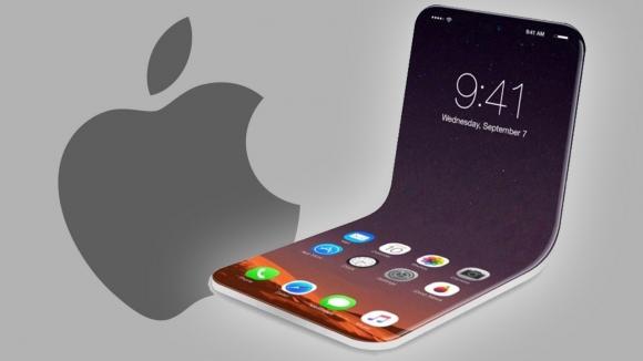 Katlanabilir iPhone mu geliyor?