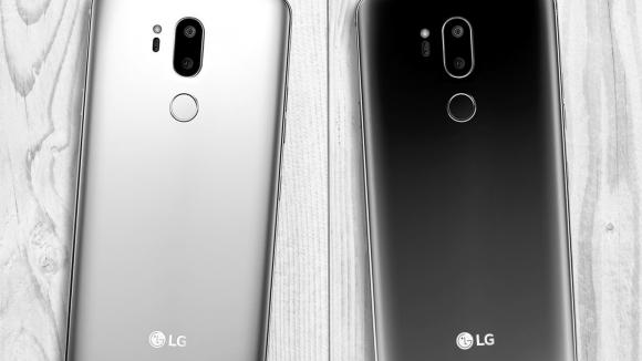LG G7'nin reklam afişi internete düştü