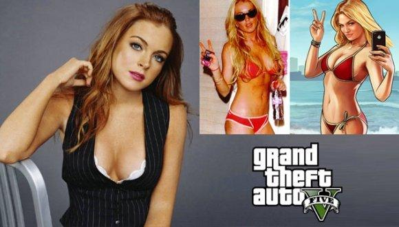 Lindsay Lohan'in GTA 5 davasında yeni gelişme!