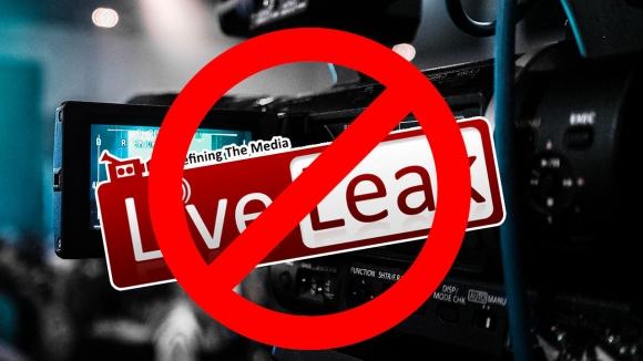 LiveLeak.com için erişim engeli!