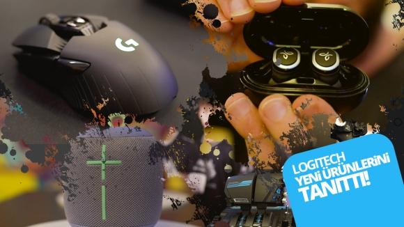 Logitech en yeni oyuncu aksesuarlarını denedik!