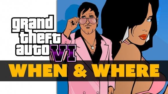 GTA 6 ile Vice City'ye geri döneceğiz!