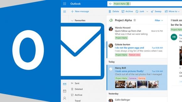 Outlook.com yeni posta deneyimi herkese geliyor!