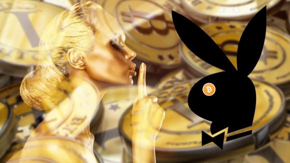 Playboy Bitcoin'lerinizi istiyor!