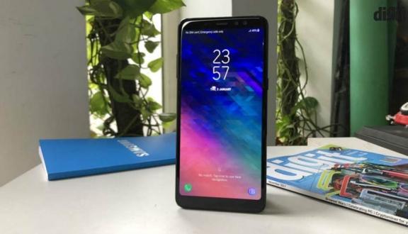 Samsung Galaxy A8 2018 güvenlik güncellemesi!