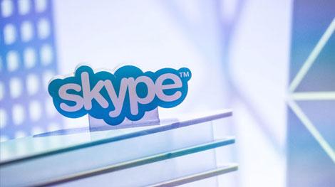 Skype'a yeni güncelleme geliyor!