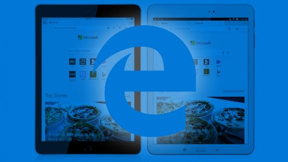 Tabletler için Microsoft Edge desteği geldi!