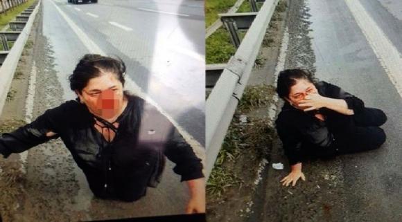 Uber şoföründen kadın yolcuya darp iddiası!