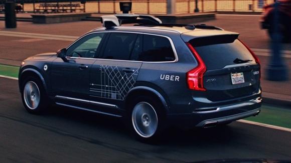 Alkollü Uber sürücüsü için açıklama