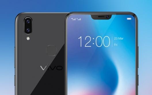 Çentikli ekrana sahip Vivo V9 duyuruldu!