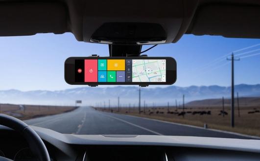 Xiaomi akıllı dikiz aynası tanıttı!