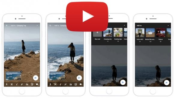 YouTube Hikayeler için yeni özellik!