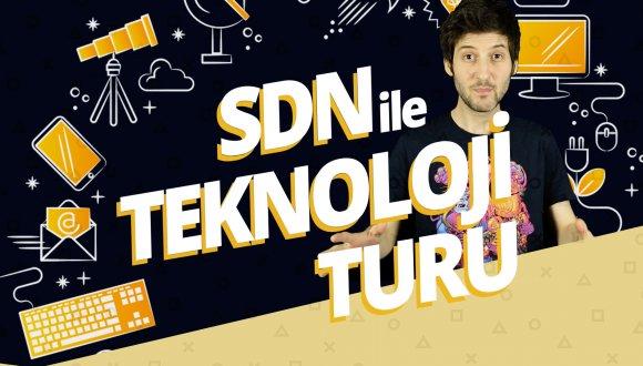 SDN ile teknoloji turu – 3 Nisan