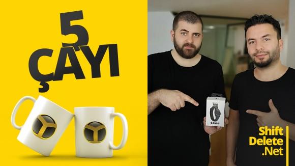 Akıllı bileklik hediyeli canlı yayın – 5 Çayı #171