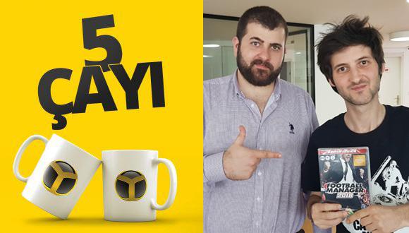 FM 2018 hediyeli canlı yayın – 5 Çayı #173