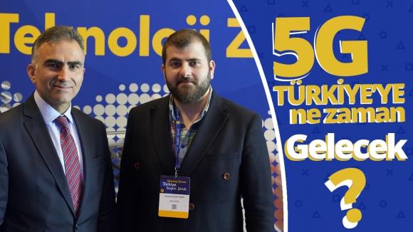 5G Türkiye'de ne zaman kullanılacak? (Video)