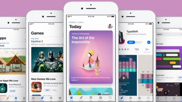 App Store tarihinin düşüşünü yaşıyor