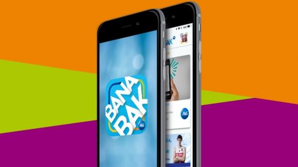 P&G'den gençlere yönelik yeni uygulama: Banabak