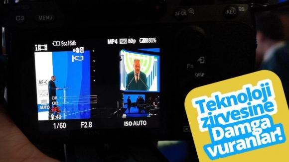 Turkcell Teknoloji Zirvesi'nde neler oldu?