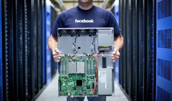 Facebook işlemci geliştirecek!