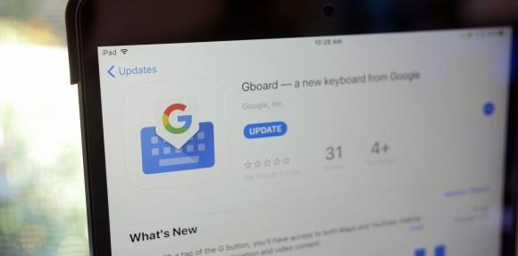 Gboard ifadeler özelliği ile güncellendi!