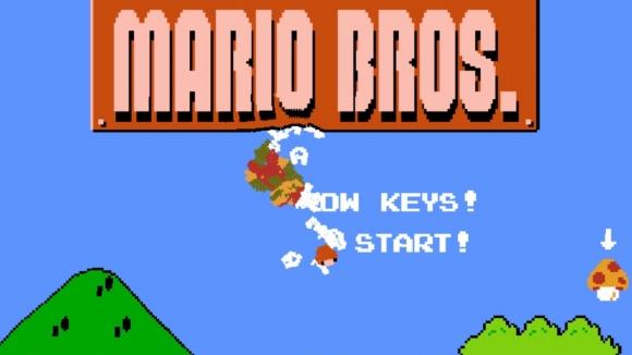 Sinir sistemini bozan Mario oyunu: Jelly Mario