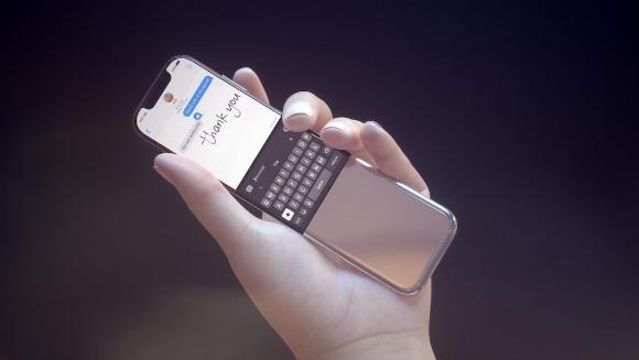 Kavisli iPhone Apple'ı coşturacak!