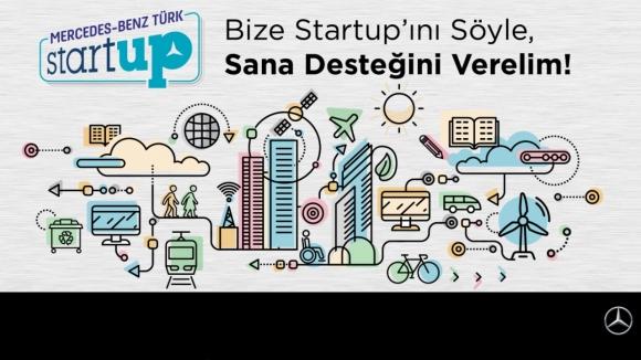 Mercedes-Benz Türk startup yarışması için son başvurular!