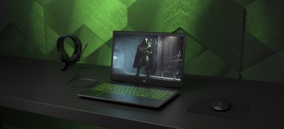 HP'den oyuncular için Pavilion ve masaüstü PC!