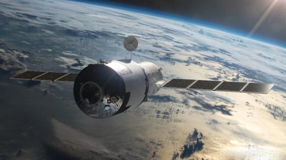 Uzay istasyonu Tiangong-1 Dünya'ya düştü