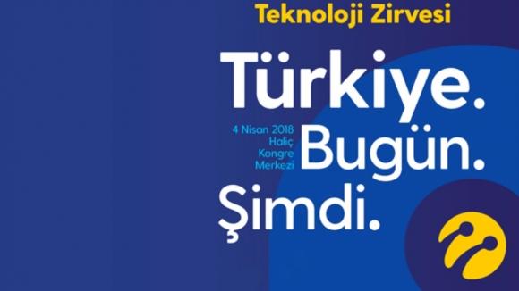 Turkcell Teknoloji Zirvesi'ndeyiz (Canlı Yayın)