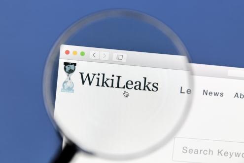 Coinbase, WikiLeaks Shop hesabına bloke koydu!