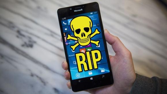 Windows Phone satışları durduruldu!