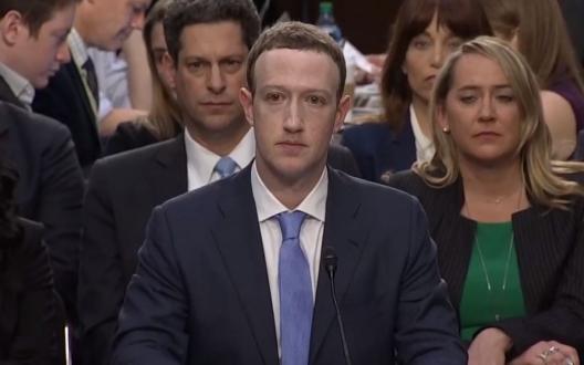 Zuckerberg canlı yayında yargılandı!