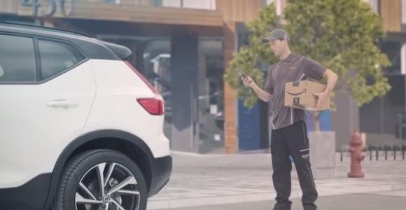 Amazon Volvo arasında dev anlaşma!