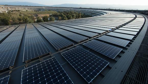 Apple yenilenebilir enerji kullanımında lider!