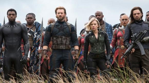 Avengers Infinity War torrent'e düştü!
