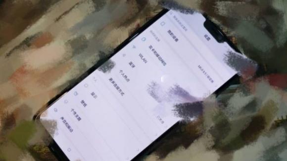 Çentikli Xiaomi Mi 7 ekranı görüntülendi!