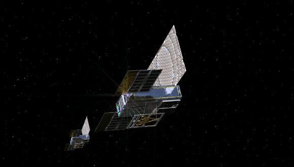 CubeSats Mars için yola çıkacak!